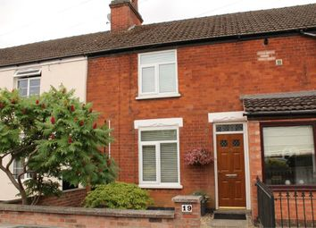 Thumbnail 2 bed terraced house for sale in Crescent Road, Lutterworth
