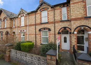 Thumbnail 3 bedroom terraced house for sale in The Avenue, Newton Abbot, Devon.