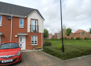 Thumbnail 2 bed detached house to rent in Ayrshire Close, Buckshaw Village, Chorley