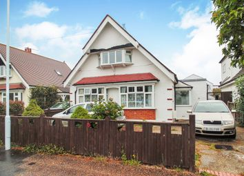 Thumbnail 4 bed bungalow for sale in Balcombe Avenue, Broadwater, Worthing
