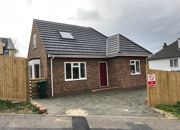 Thumbnail 3 bedroom detached bungalow to rent in The Ridgway, Brighton