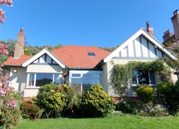 Thumbnail 3 bed detached bungalow for sale in Dinerth Road, Rhos On Sea, Colwyn Bay