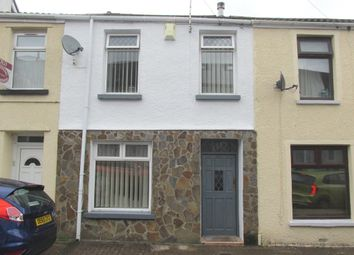 Thumbnail 3 bed terraced house for sale in Pendarren Street, Aberdare