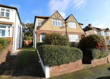 Thumbnail 3 bedroom semi-detached house for sale in Ingham Road, South Croydon