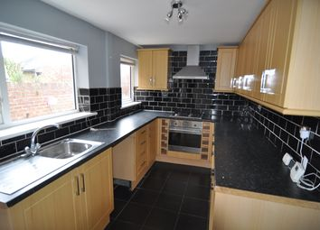 Thumbnail 3 bed end terrace house to rent in Wilkinson Street, Byers Green, Spennymoor