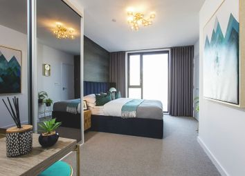 Thumbnail 3 bedroom flat for sale in Penny Brooke Street, Stratford