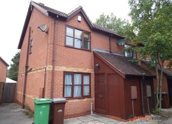 Thumbnail 2 bed semi-detached house to rent in Hinchin Brook, Lenton, Nottingham