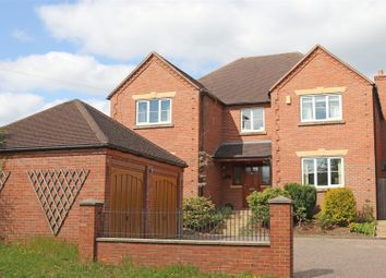 Thumbnail 4 bed detached house for sale in Rykneld Road, Littleover, Derby