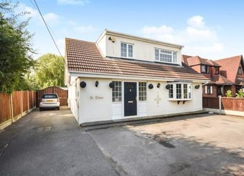 Thumbnail 4 bed bungalow for sale in Bowers Gifford, Basildon, Essex