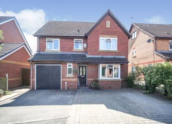 Thumbnail Detached house for sale in Blenheim Close, Bidford-On-Avon, Alcester