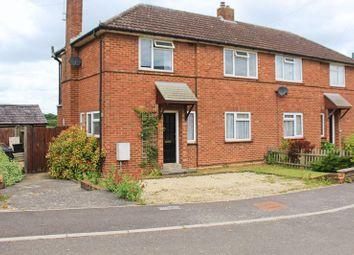 Thumbnail 3 bed semi-detached house for sale in Hillside Close, West Dean, Salisbury