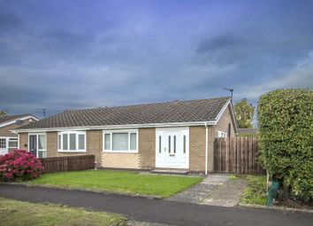 Thumbnail 2 bed bungalow for sale in Remus Close, Wideopen, Newcastle Upon Tyne