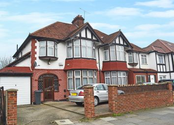 Thumbnail 3 bed semi-detached house to rent in Church Close, Bath Road, Hounslow