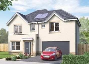 "Thumbnail 4 bed detached house for sale in ""The Westbury"" at Mauricewood Road, Penicuik"