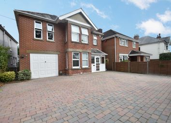 Thumbnail 5 bed detached house for sale in Pine Drive, Southampton