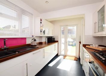 Thumbnail 3 bed semi-detached house for sale in Farm Hill, Woodingdean, Brighton, East Sussex