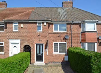 Thumbnail 2 bed terraced house to rent in Tudor Road, York