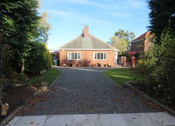 Thumbnail 4 bed bungalow for sale in Cornmoor Road, Whickham, Newcastle Upon Tyne