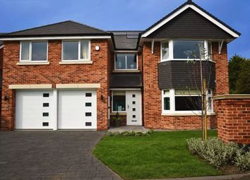 Thumbnail 5 bed detached house for sale in Bridge View Close, Brownhill Road, Longton, Preston