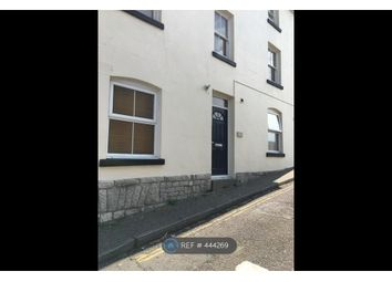 Thumbnail 2 bed flat to rent in High Street, Portland