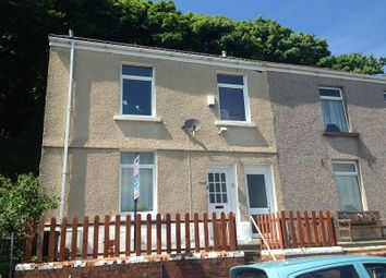 Thumbnail 3 bedroom end terrace house to rent in Trewyddfa Road, Morriston, Swansea.