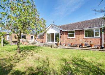 Thumbnail 3 bedroom detached bungalow for sale in Parker Close, Arnold, Nottingham