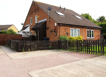 Thumbnail 1 bed semi-detached house for sale in Benedictine Gate, Cheshunt, Waltham Cross