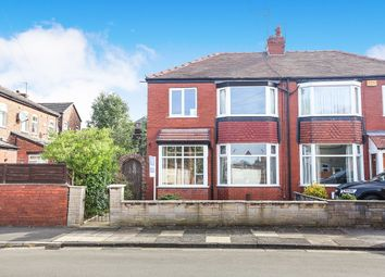 Thumbnail 3 bed semi-detached house for sale in Coombes Street, Great Moor, Stockport