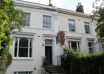 Thumbnail 4 bed terraced house to rent in Prestbury Road, Pittville, Cheltenham