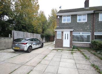 Thumbnail 3 bed semi-detached house to rent in Ninelands Lane, Garforth, Leeds