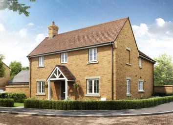 Thumbnail 4 bed detached house for sale in Longcot View, Shrivenham, Oxfordshire