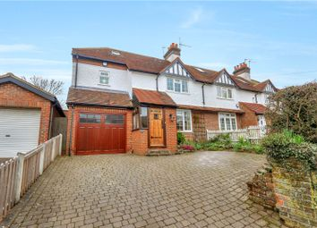 Thumbnail 5 bed end terrace house for sale in The Close, Chipperfield Road, Bovingdon, Hemel Hempstead