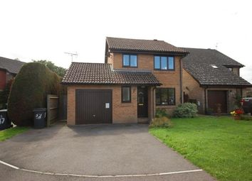 Thumbnail 3 bed detached house for sale in Roman Way, Uckfield, East Sussex