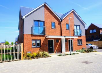 Thumbnail 3 bed semi-detached house for sale in Thackeray Drive, Gravesend, Northfleet