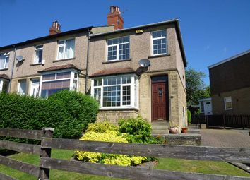 Thumbnail 2 bed end terrace house for sale in Dalmeny Avenue, Crosland Moor, Huddersfield