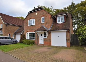 Thumbnail 4 bed detached house for sale in Herbs End, Farnborough