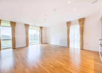 Thumbnail 3 bed flat for sale in Lakeside Drive, Ealing