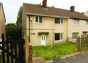 Thumbnail 3 bed semi-detached house for sale in Hill Estate, Upton, Pontefract