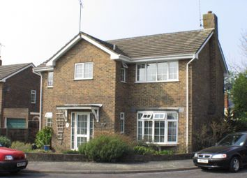 Thumbnail 4 bedroom detached house to rent in Scotts Way, Riverhead, Sevenoaks