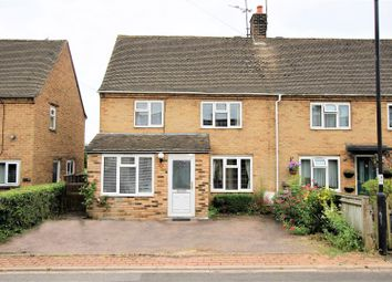 Thumbnail 4 bed semi-detached house for sale in Sturt Close, Charlbury, Chipping Norton