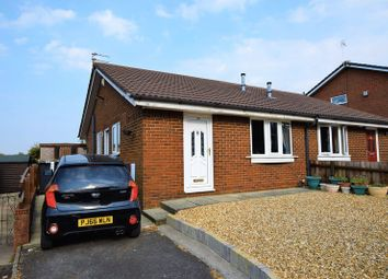 Thumbnail 2 bed semi-detached bungalow for sale in Manor House Lane, Fulwood, Preston