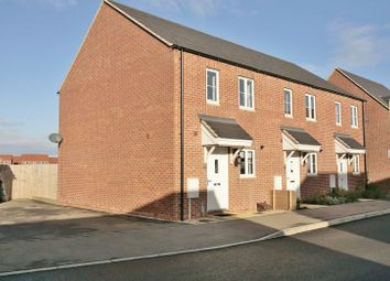 Thumbnail 2 bed end terrace house for sale in 9 Chaffinch Way, Bodicote, Banbury