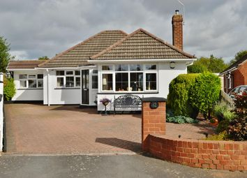 Thumbnail 2 bed bungalow for sale in Sherbrook Close, Brocton, Stafford