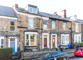 Thumbnail 4 bedroom terraced house for sale in Stafford Road, Sheffield, South Yorkshire