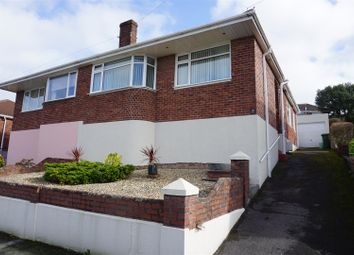 2 bed semi-detached bungalow for sale in St. Margarets Road, Plympton, Plymouth PL7