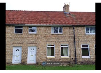 Thumbnail 3 bed terraced house to rent in Broom Terrace, Whickham, Newcastle Upon Tyne
