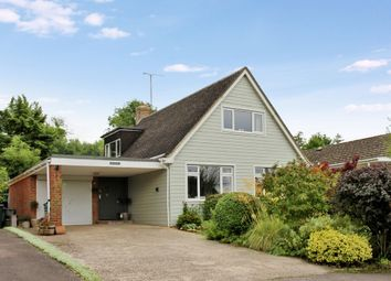 Thumbnail 3 bed detached house for sale in Newbury Road, Lambourn, Hungerford