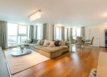 Thumbnail 3 bedroom flat for sale in St George Wharf, Vauxhall