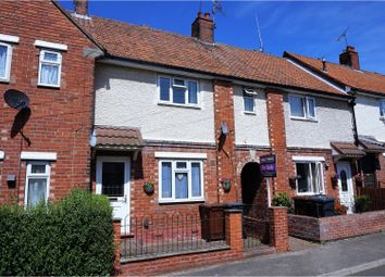 Thumbnail 2 bed terraced house for sale in Elder Street, Lincoln