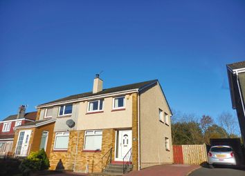 Thumbnail 3 bed semi-detached house for sale in Craighirst Drive, Clydebank